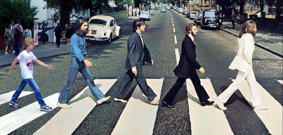Griffin Abby Road