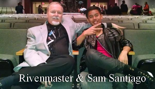 Rivenmaster Sam 2015 Concert